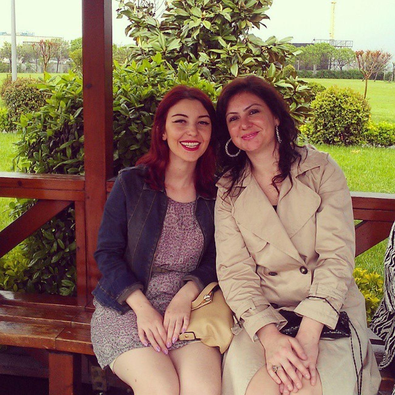 Özboş'un nikahindayiz :)