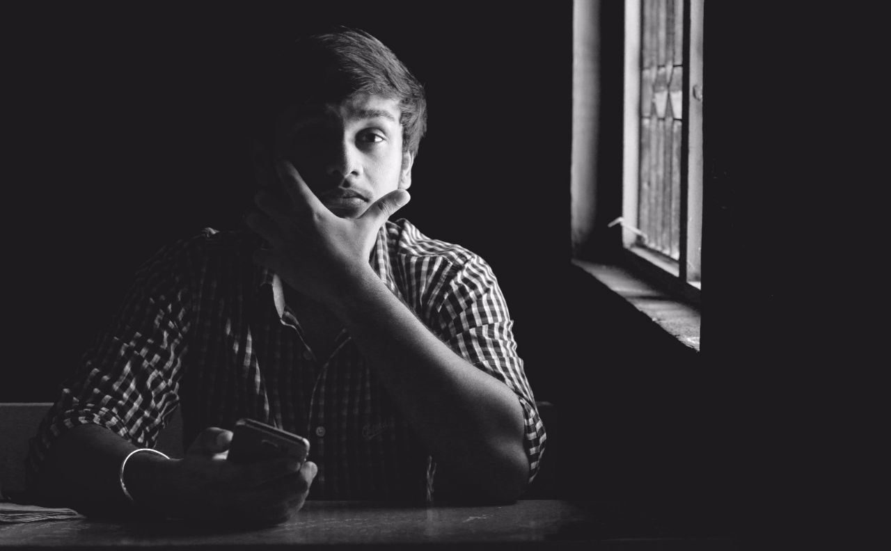 Depression - Sadness Contemplation Window Adults Only Sadness One Person Indoors  Only Women Adult Disappointment Worried One Woman Only People Looking Through Window Home Interior Domestic Room Sitting Young Adult Women Portrait Bnw Blackandwhite Black & White Monochrome TheWeek On EyEem
