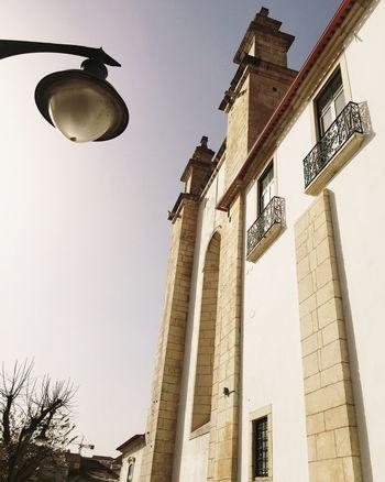 Sé de Leiria Street Photography Monumento Old Church Leiria Portugal Urbanphotography Arquitecture Arquitetura