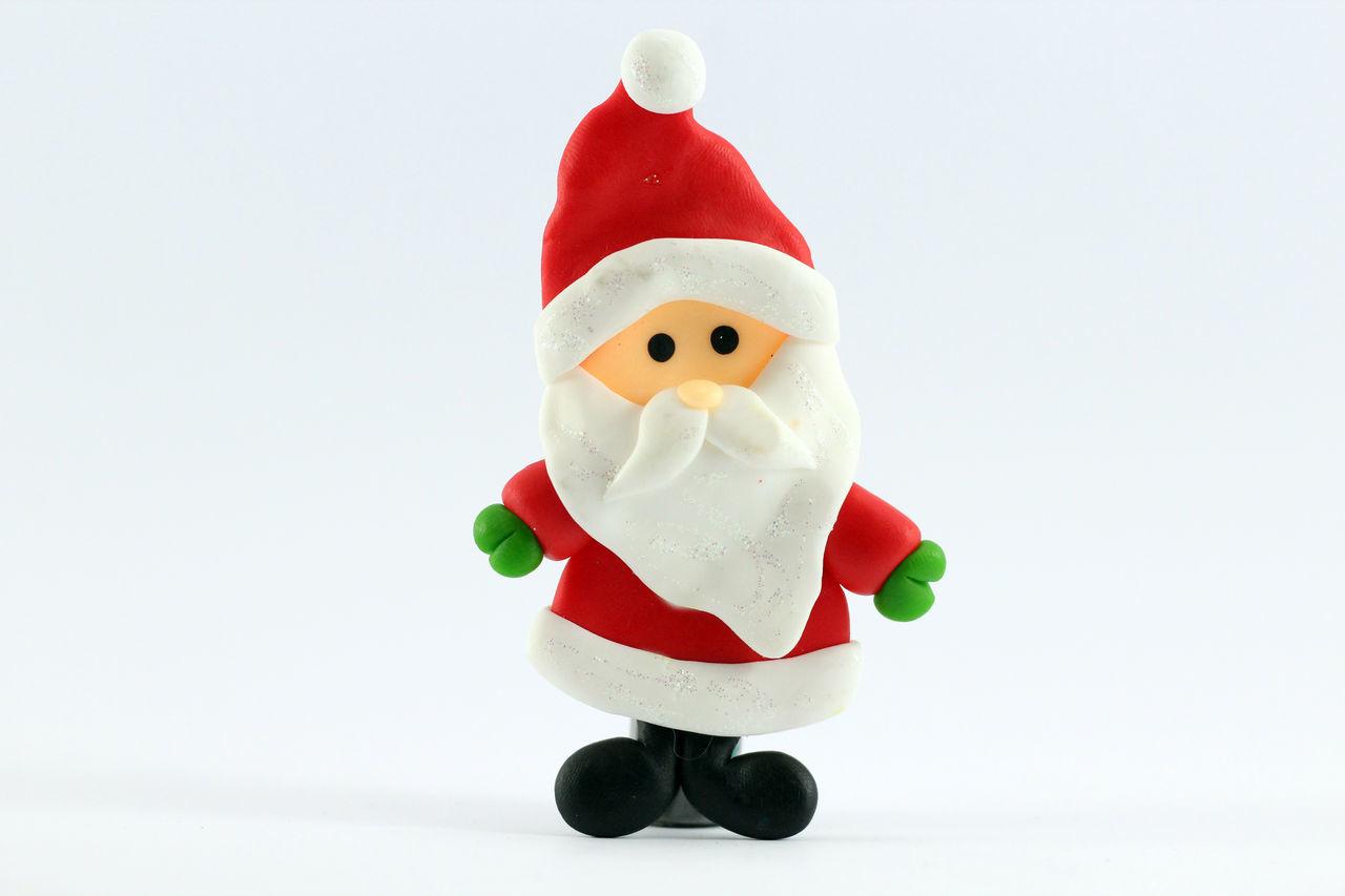 Beautiful stock photos of weihnachtsmann, christmas, human representation, celebration, close-up