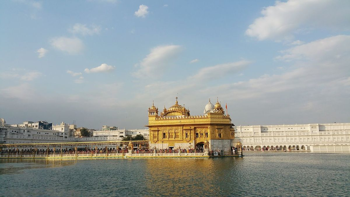 Golden Temple Amritsar, INDIA First Eyeem Photo