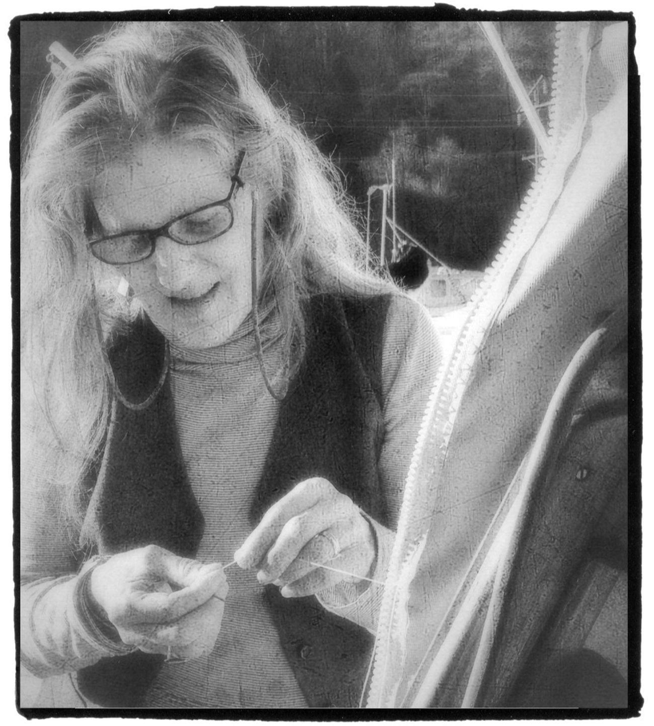 winter canvas maintenance Portrait