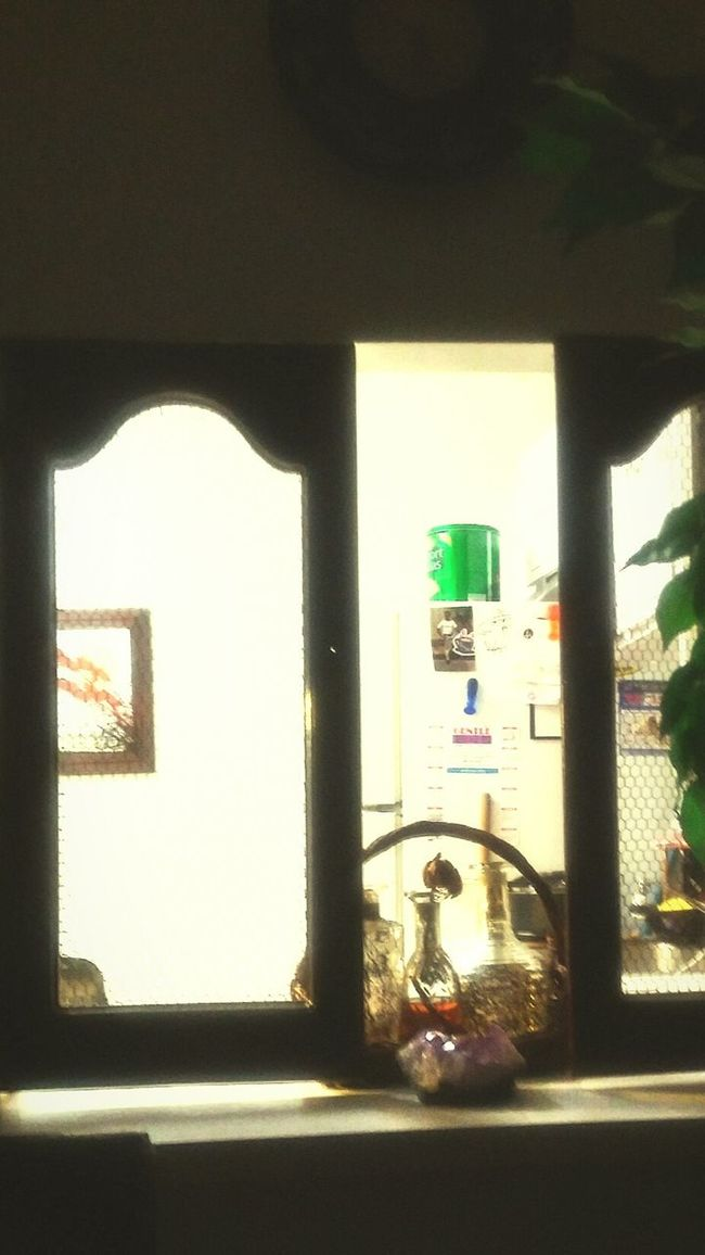 My friend's kitchen