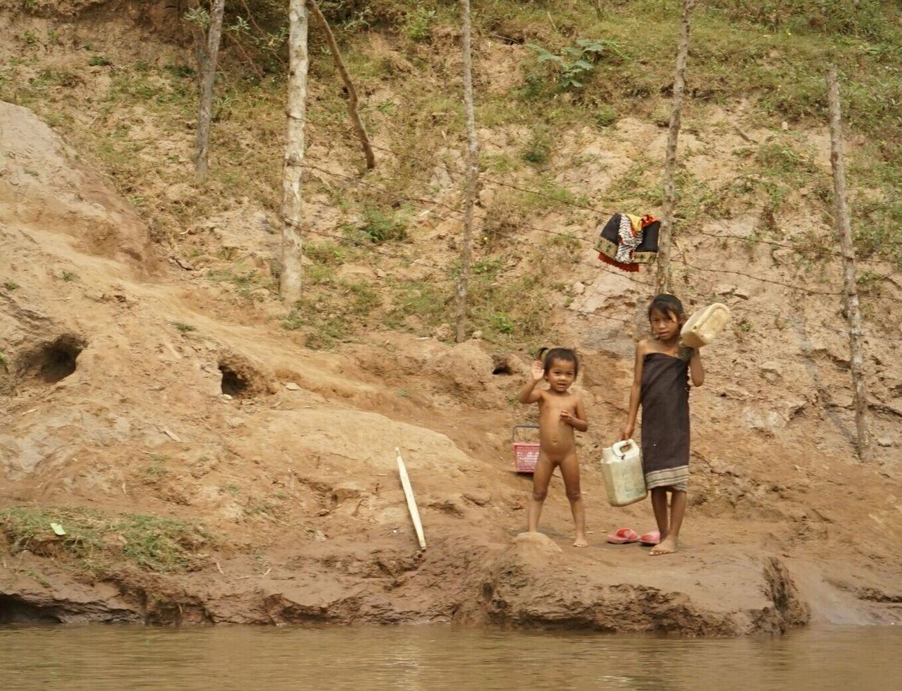 Laos Hello World Cheese! Lungprabang Simple Life Sayhi! Children