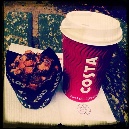 Food On The Go Costa :P xx