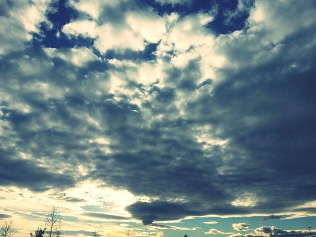 Cloudgazing