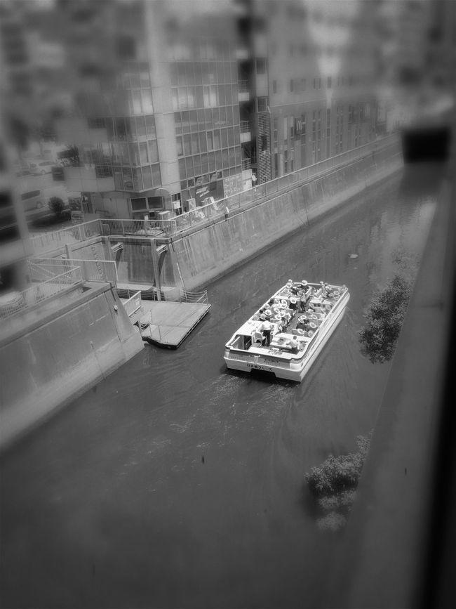 River View Monochrome