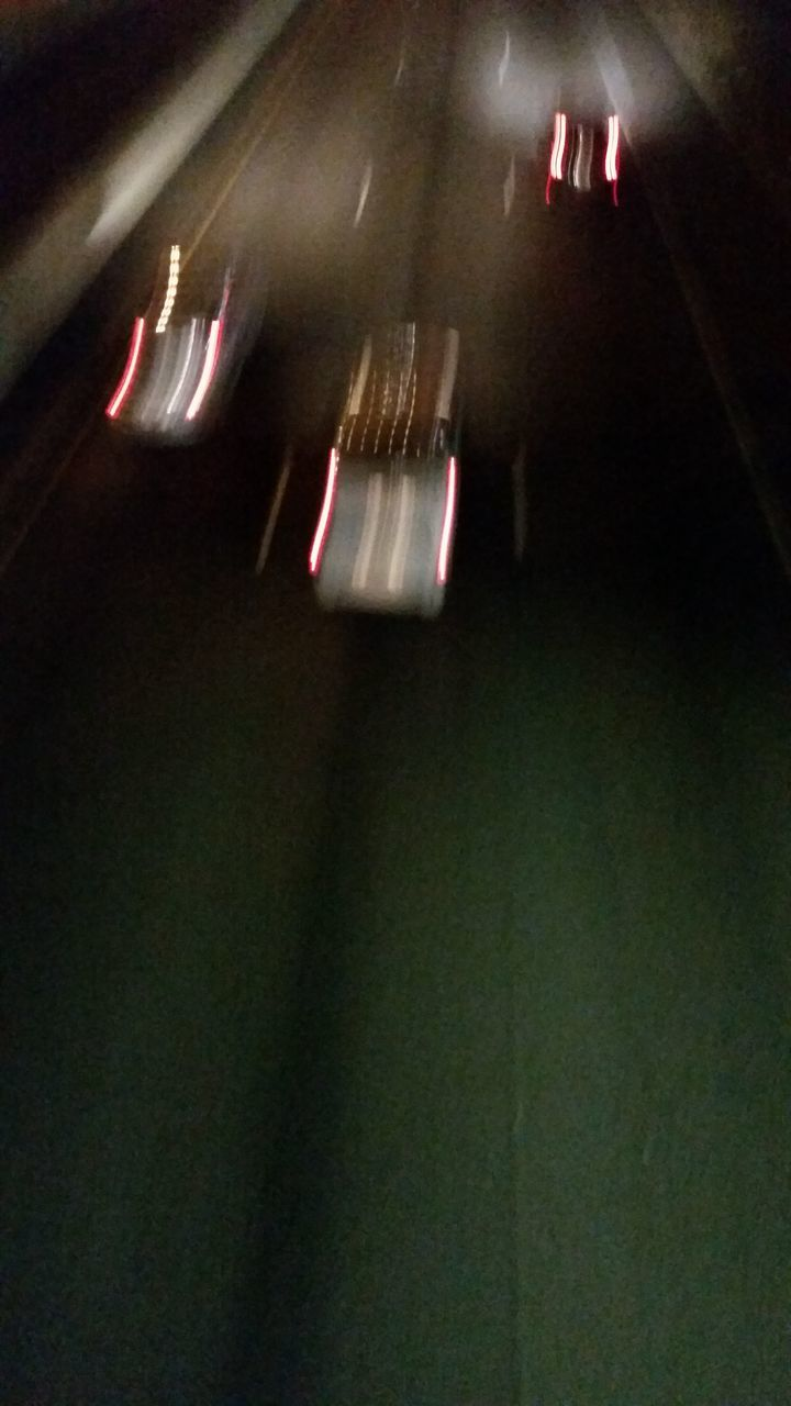night, illuminated, transportation, blurred motion, motion, speed, land vehicle, road, no people, long exposure, outdoors