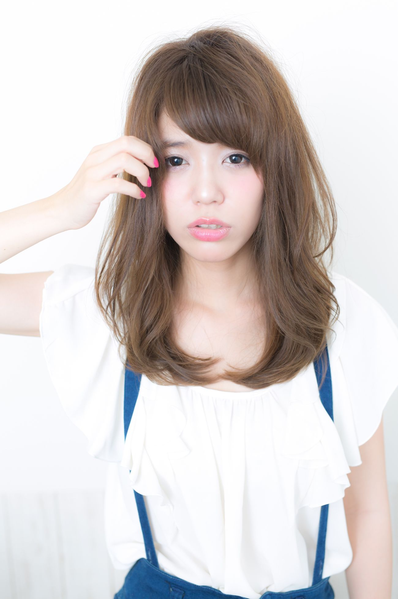 Hair 箕面 美容室 Japanese Girl Hairstyle Japan