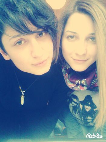 Me And My Bestfriend Frienship Lovely Girls