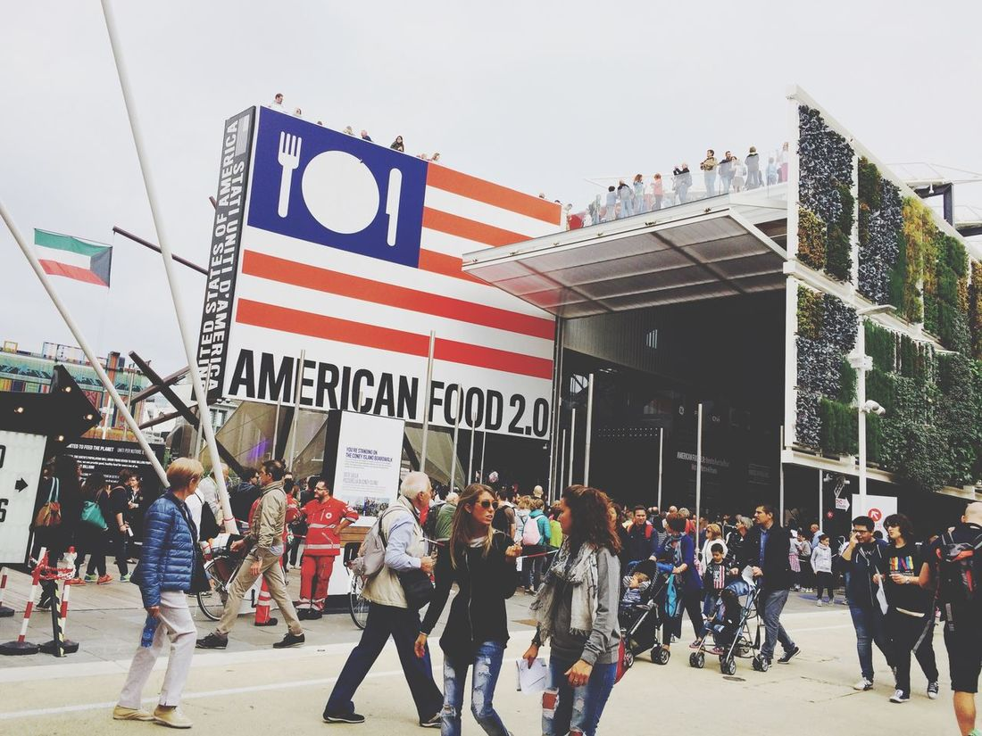 USA Expo2k15 Milan