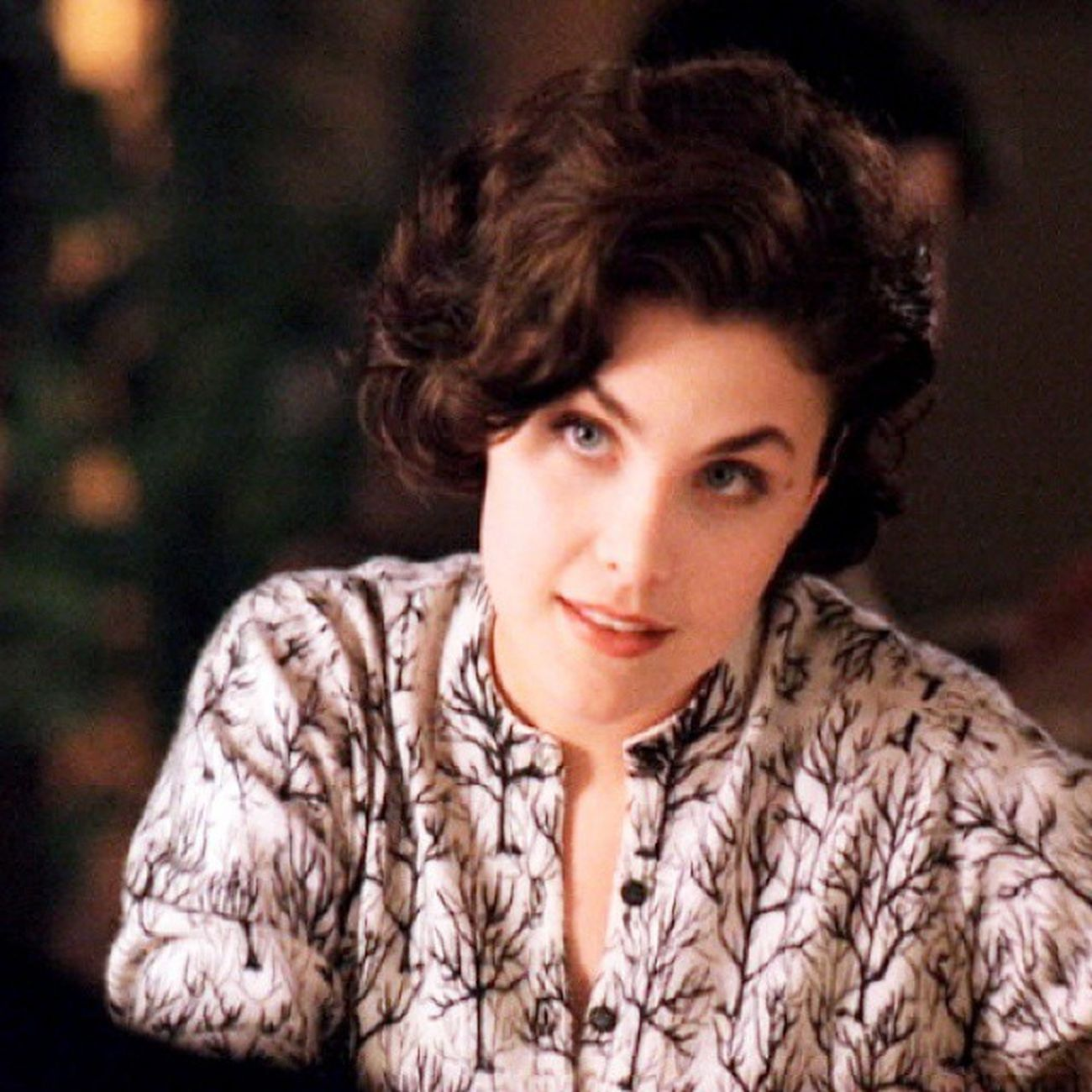 My WCW is Audrey Horne (Sherilyn Fenn) from Twin Peaks. Twinpeaks DavidLynch Damnfinecoffee