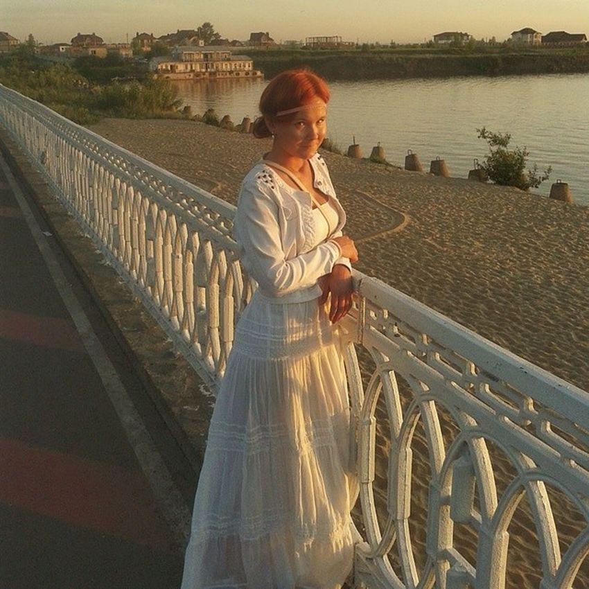 Софья Горчакова набережная лето июнь прогулка