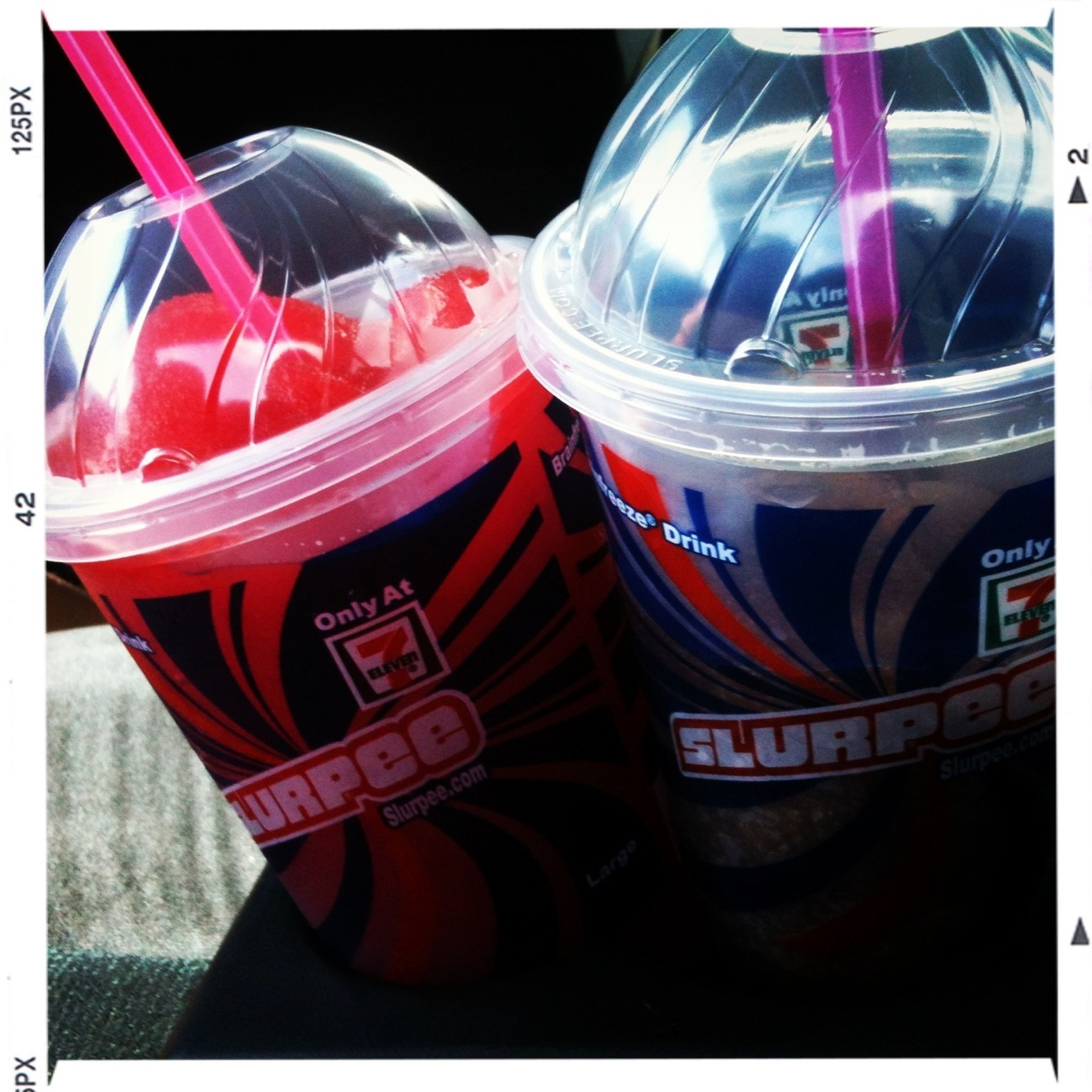 SLURPEE'S Are The Best ^.^ ♡