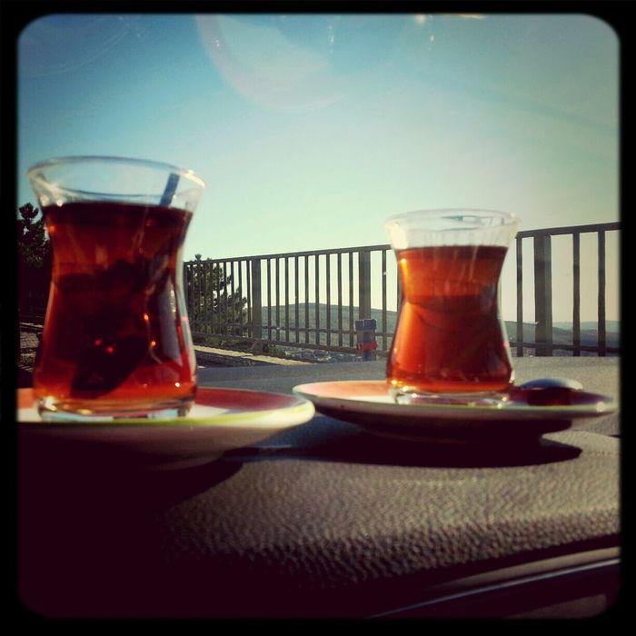 Teatime Sceen Friendship