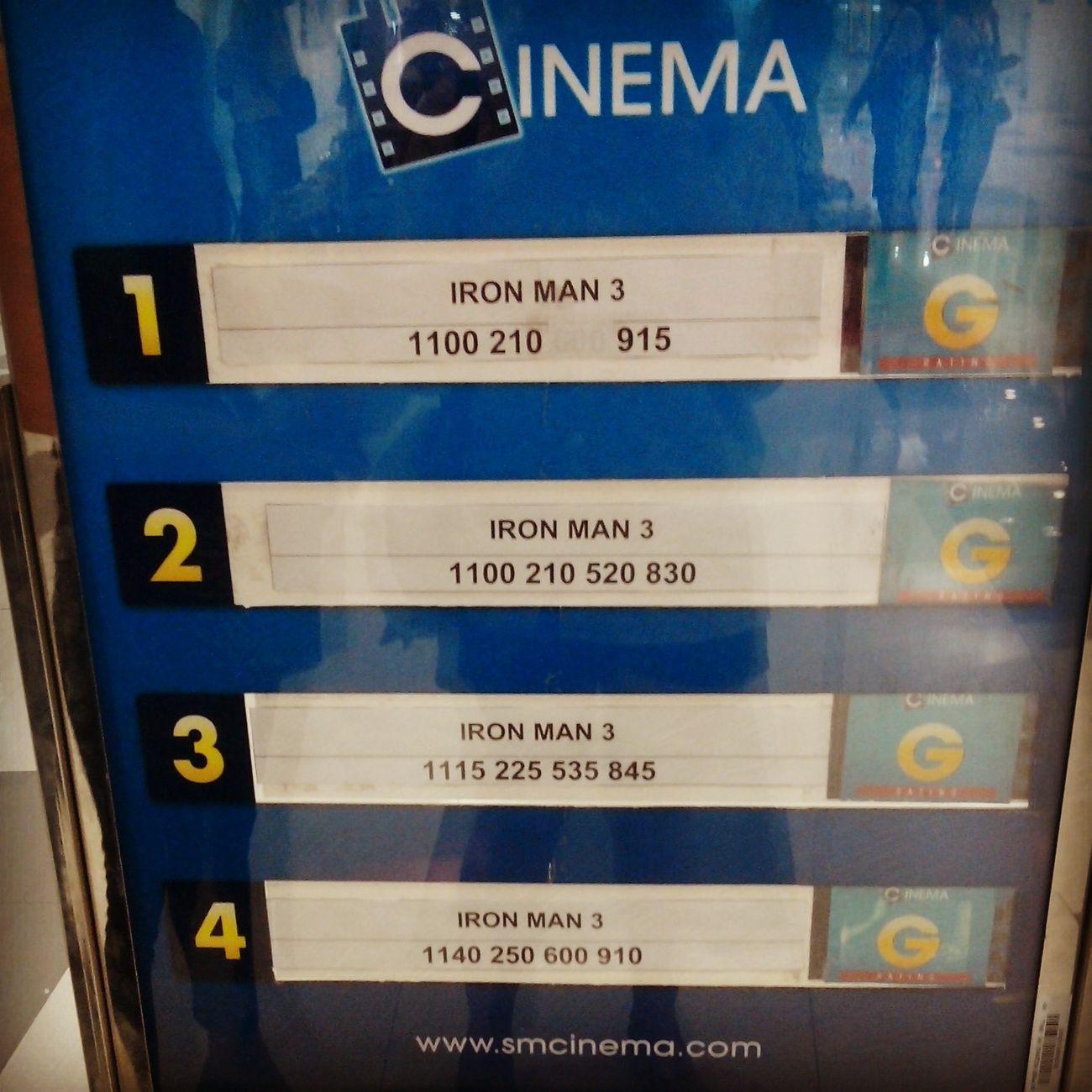 Movies Iron Man 3