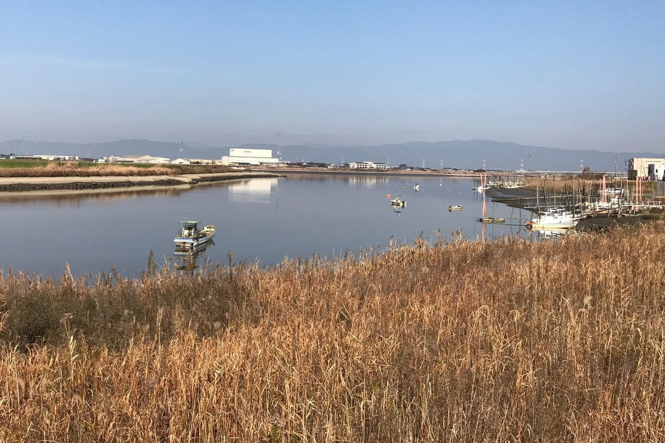 筑後川 Water Architecture Built Structure Building Exterior Nature Lake Outdoors Grass No People Nautical Vessel Clear Sky Day Scenics Tree Beauty In Nature Sky 福岡県 お疲れ様 12月 Behappy Iphone7 Japan