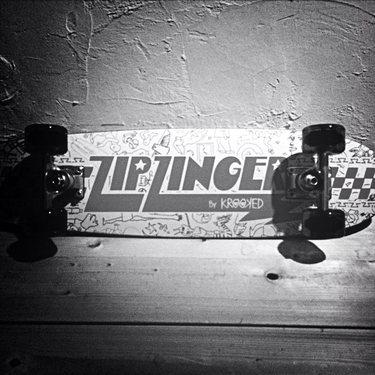 Sk8 Skateboarding Zip Zinger Birthday Present new cruising deck, ZipZinger × Independent × 65mm wheel
