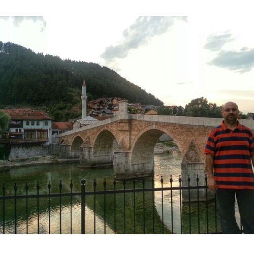 جسر مدينة كونيتس الذي بناه العثمانيون في البوسنة_والهرسك Konjic city Bridge built by Ottoman in Bosnia_Herzegovina