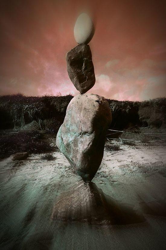 Things I Like Changing Landscapes Rockbalancing Zen My Creativity Landscape Artist Showcase April