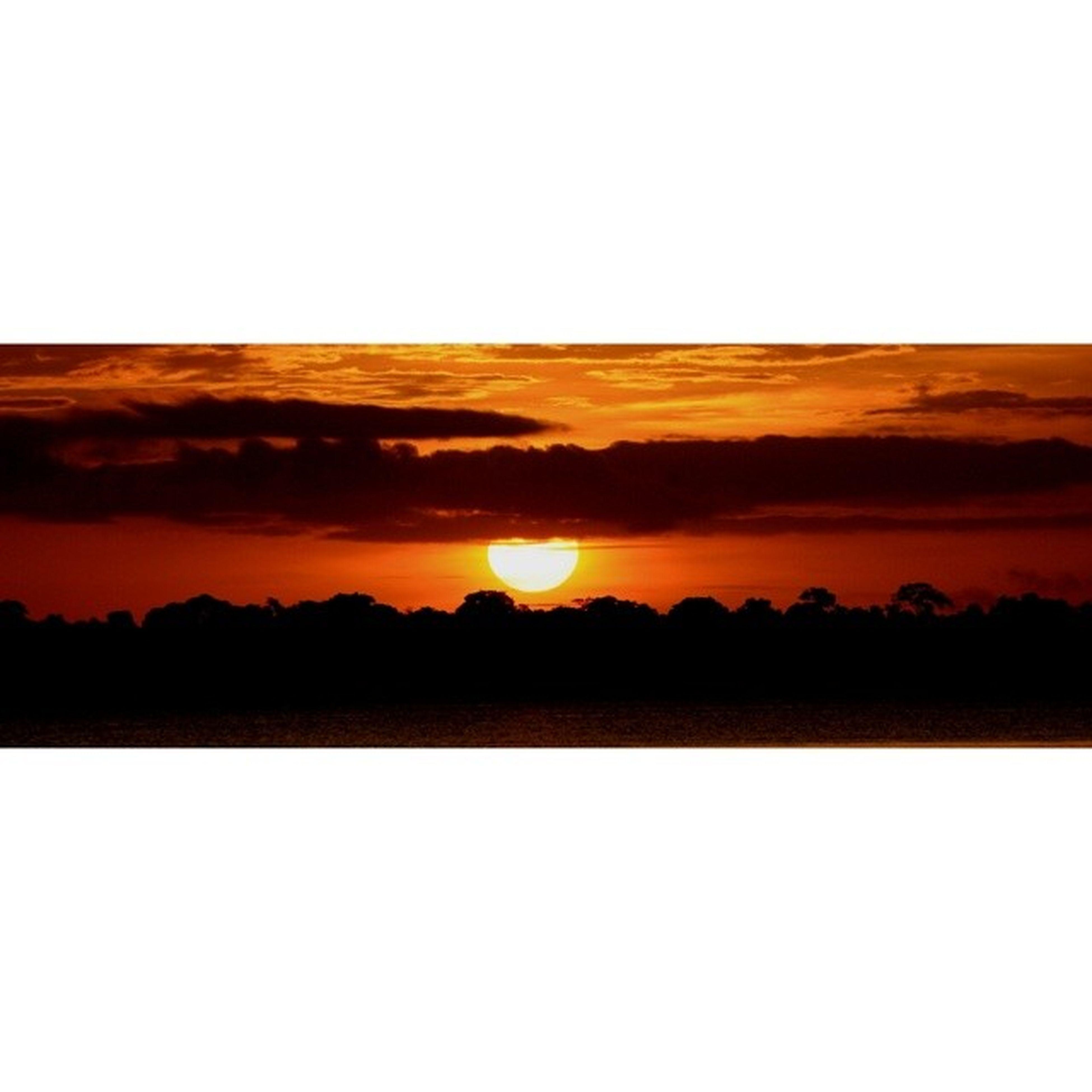 sunset, copy space, tranquil scene, scenics, tranquility, clear sky, beauty in nature, landscape, orange color, silhouette, nature, idyllic, mountain, sky, horizon over land, non-urban scene, sun, outdoors, remote, non urban scene
