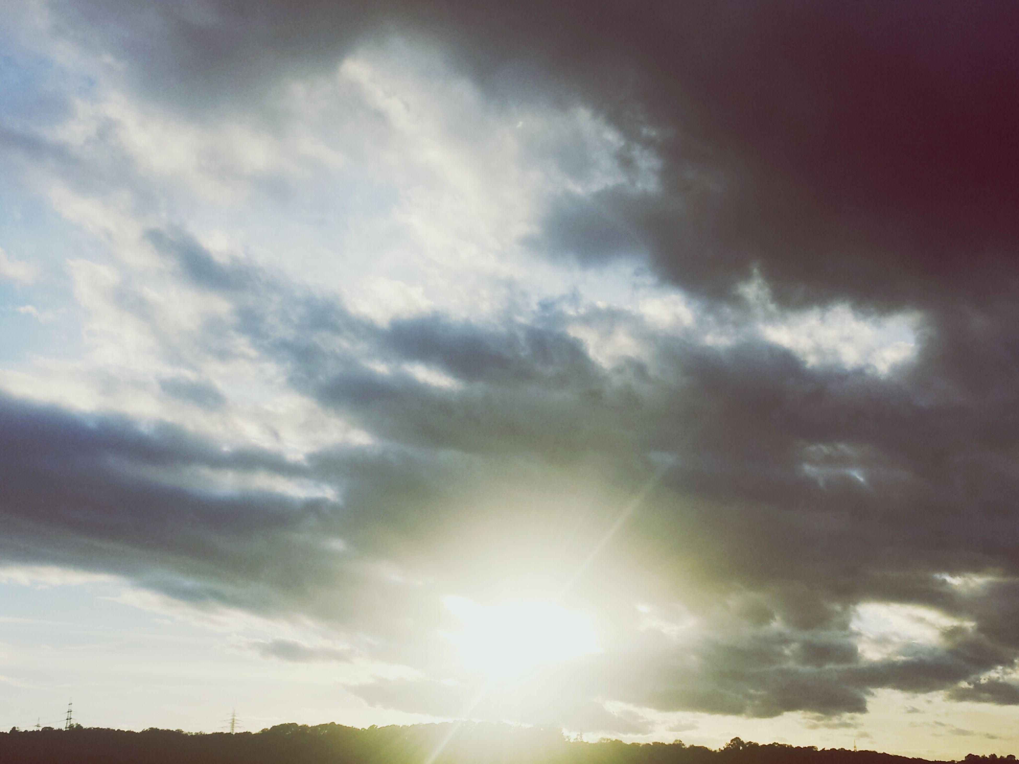 Clara Filter Clouds And Sky