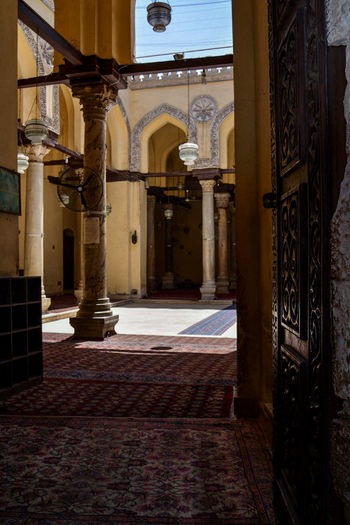 The Architect - 2017 EyeEm Awards Architecture Palace History City Day No People Indoors  Built Structure Travel Arch Tourism Architectural Column Travel Destinations Door Corridor Ornate Luxury Vacations Luxury Hotel King - Royal Person