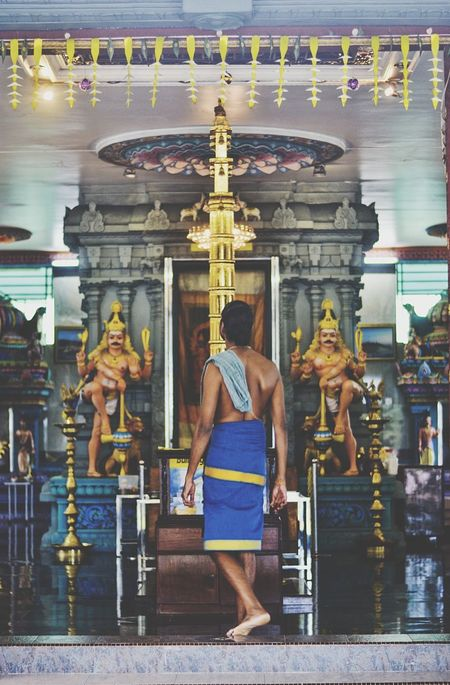 Hinduism.The Traveler - 2015 EyeEm Awards Religion Clothing Hindu India Travel Culture Asian Culture The Moment - 2015 EyeEm Awards Up Close Street Photography The Street Photographer - 2016 EyeEm Awards Open Edit Telling Stories Differently The Photojournalist - 2015 EyeEm Awards Capturing Freedom RePicture Masculinity