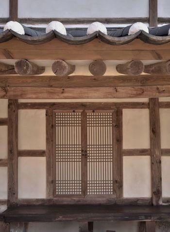 Traditional door / Korea . About 300 years ago. South Korea EyeEmNewHere Hanok Indoors  Woodn Traditional Built Structure Door Pettern Traditional Door Building Exterior Korea Tradition Architecture