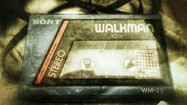 Look At What I Found The Good Old Days I Miss The Old Days  Soundsystem Just Got That New Walkman Everyones Talking About!! Walkman Check This Out Old School! I'M BACK B!TCHES!!!  Still Works