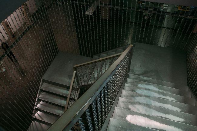 Stairs Stairways Dark Chains Canon Canonphotography Canon 70d Turkey Istanbulmodern ArtWork