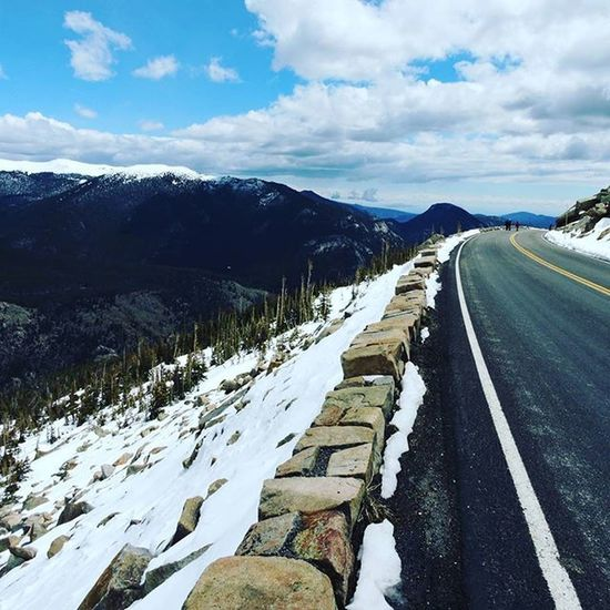 Trail Ridge Road, Rocky Mountain National Park, Colorado Photo from: May 2015 An opportunity to hike near the treeline along Trail Ridge Road. It was still being cleared and this section was closed to traffic (after Rainbow Curve). Trailridgeroad Rockymountains Rockymountainnationalpark Colorado Hiking Alpine Spring