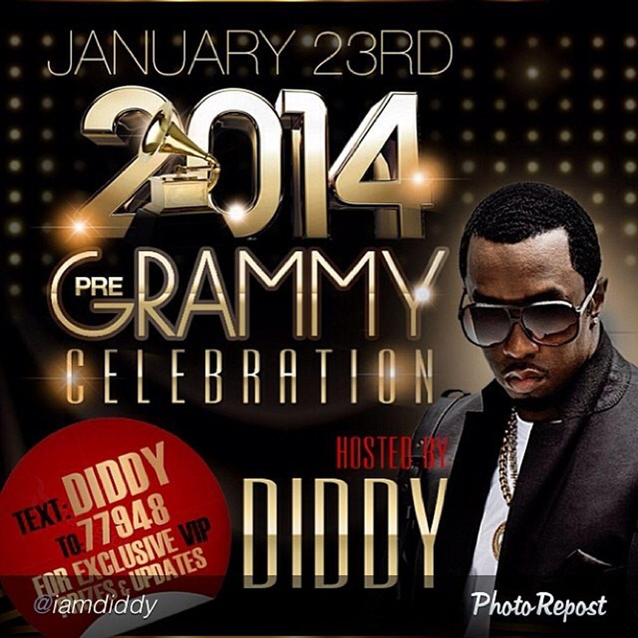 by @iamdiddy via @PhotoRepost_app Extraticket Needaticket Whoisgoing ? Wantaticket Grammy GrammyTickets