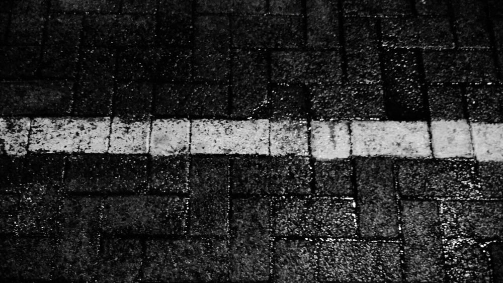 Marking Line Streetphoto_bw Marking Of Road Marking Blackandwhite Blackandwhite Photography Bnw_collection Road
