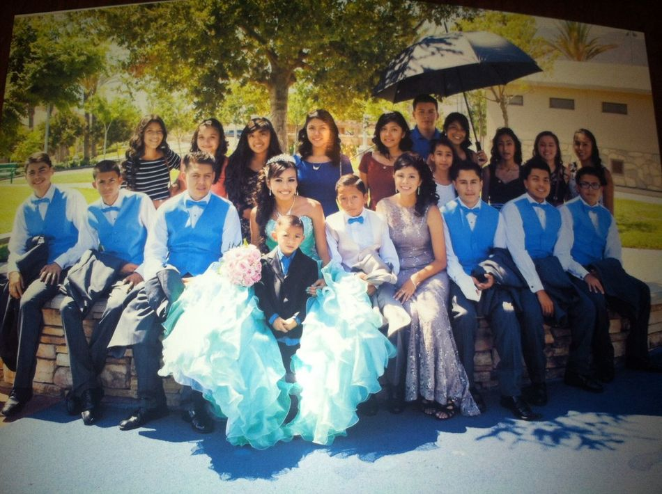 Quinceanera Squad! ??? Taking Photos Quince Love GreatMemories ❤