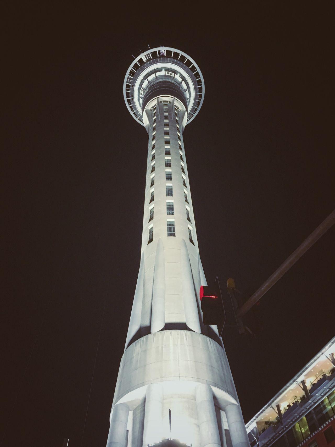 The Architect - 2016 EyeEm Awards Sky Tower Auckland Auckland New Zealand Auckland Perfect Perfect Night