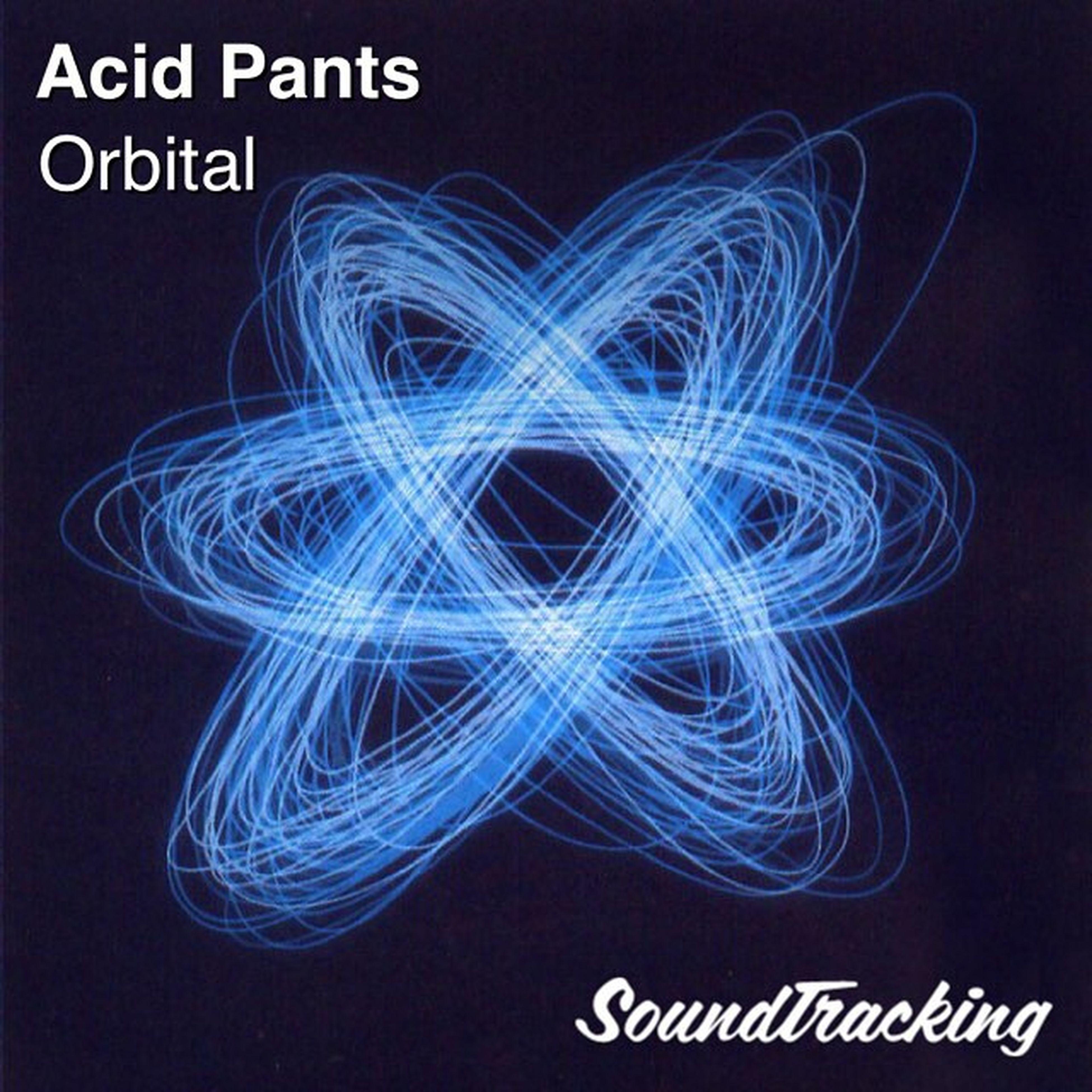 「アシッドパンツ」めっちゃ好きだわ♪ Nowplaying Orbital AcidPants Soundtracking