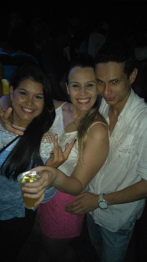 Nightlife Party Salloon Brazilian People Vodka&redbull