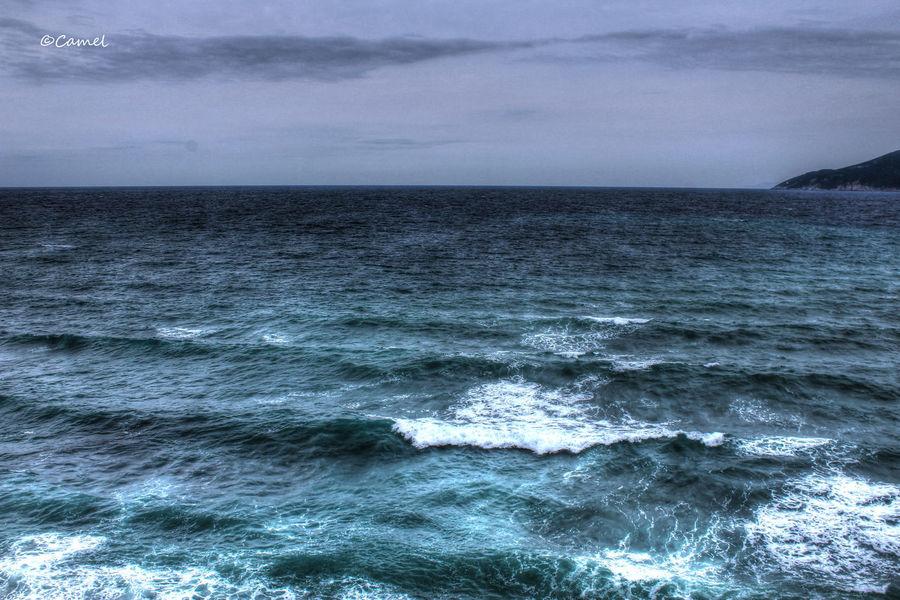 Cloud - Sky Clouds Greece Island Sea Skiathos Water Waves
