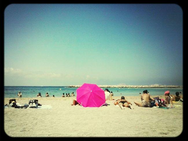 Frankreich Strand ♥ Sunshine ☀ 38°c