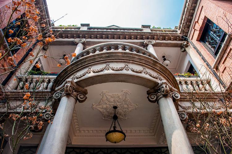 Historical Building Shanghai