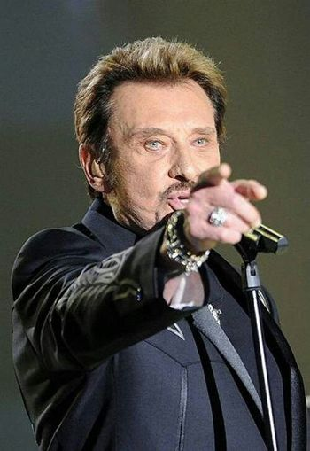 Mr Johnny Hallyday