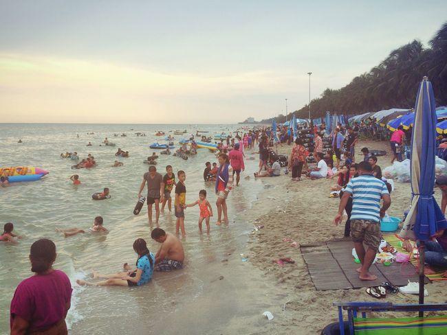 I love the sea Sea Thailand First Eyeem Photo