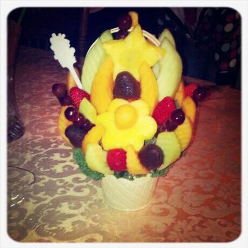 Mmmmm Fruit , LOVE !