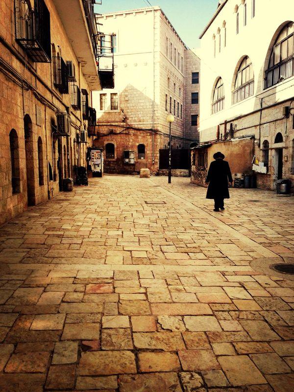 Ortodox Jewish Jerusalem Jewish District