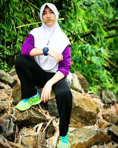 Nature Bamboo Adventure INDONESIA Followme