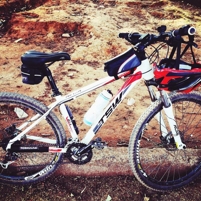 Mountain Bike Tsw Bike