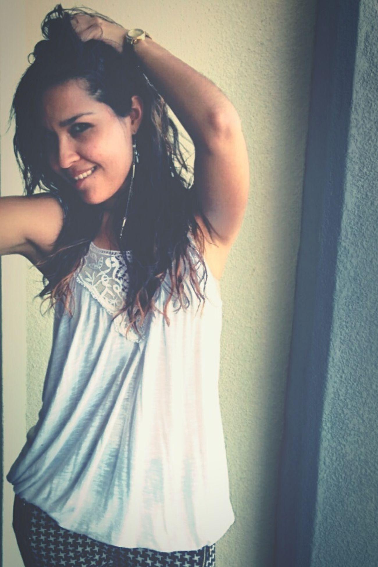 Mujer Nicaraguense Managua Posando xD