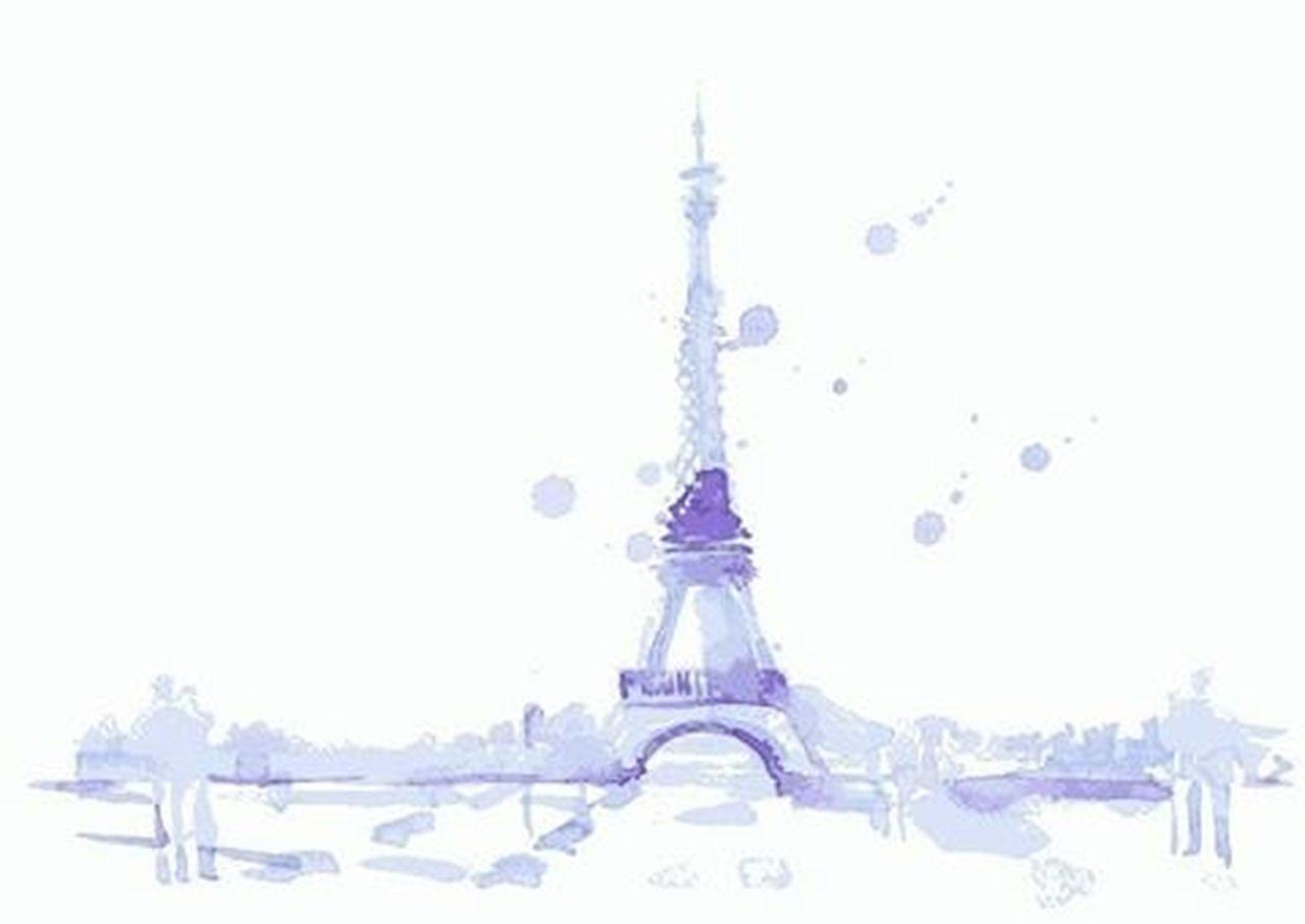 """An Artist has no home in Europe except in Paris"". -Friedrich Nietzsche Paris Europe Eiffeltower France Watercolorpainting Cityoflove CityOfLights  LaVilleLumière Instapic Picofthedays FriedrichNietzsche Quotes"
