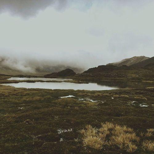 Lake Peru Trekking Intothewild